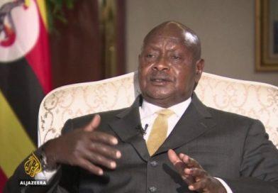Museveni abona Trump nk'umunyakuri