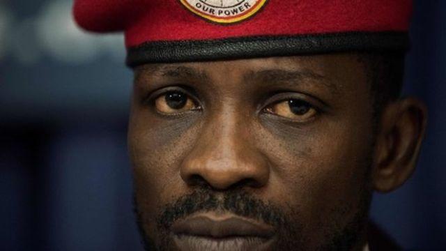 Polisi ya Uganda yashoreye Bobi Wine imwerekeza iwe