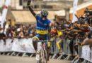 Mugisha Moïse yegukanye agace ka nyuma ka Tour de l'Espoir 2019
