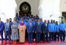 Perezida Magufuli yahembye bishimishije abakinnyi ba Tanzania bakatishije itike yo kwerekeza muri CAN 2019