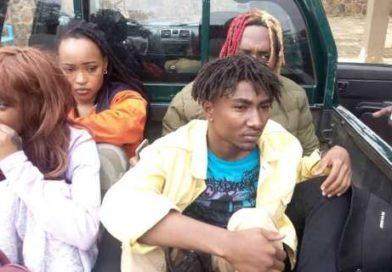 Bushali na Slum Drip bazwi mu njyana ya Kinyatrap batawe muri yombi