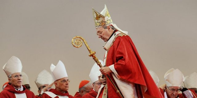 Australia:Cardinal Pell washinjwaga gusambanya abana b'abahungu yagizwe umwere