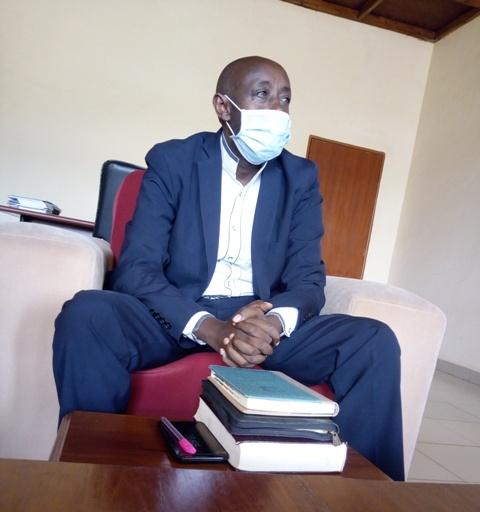 Ubuyobozi bw'akarere ka ADEPR Kicukiro burakangurira Abashumba kuganduka muri ibi bihe bidasanzwe: Rev-Rwayitare