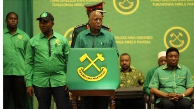 Tanzania: Ishyaka CCM ryemeje Magufuli nk'umukandida mu matora ya perezida