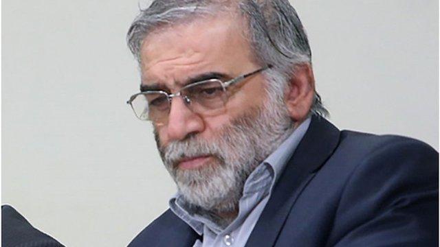 Byahishuwe ko kabuhariwe mu gukora intwaro kirimbuzi wo muri Iran yishwe n'imbunda ikoreshwa na telecommande