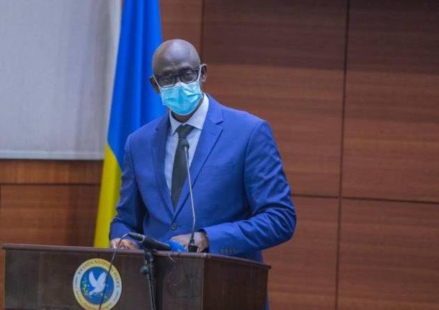 Minisitiri Busingye yashimiye Polisi y'u Rwanda uko yuzuza inshingano zayo