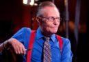 Larry King wari umunyamakuru w'icyamamare yishwe na Coronavirus