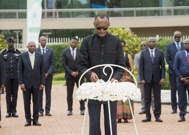 Iki cyorezo cyatweretse ko twese dushoboye ibikorwa by'ubutwari- Perezida Kagame