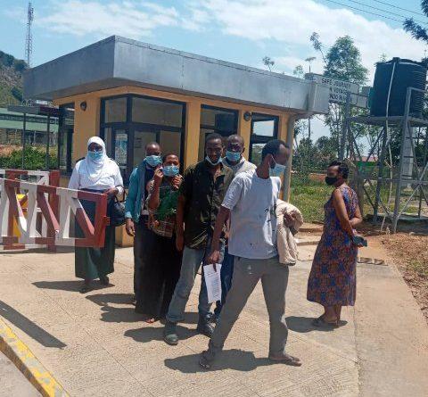 Abanyarwanda 7 bavuye muri Uganda bavuga ko bakorewe iyicarubozo