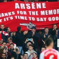 Wenger yamaze gusezera gutoza Arsenal